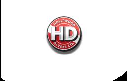 Hollywood Divers Logo
