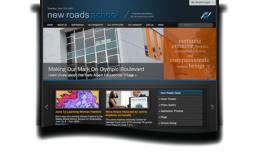 New Roads School Website 2013