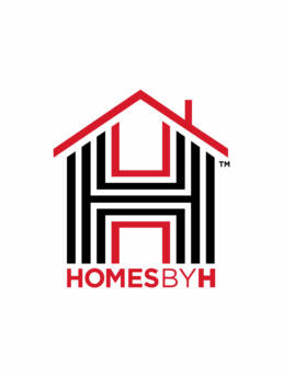Homes By H Logo