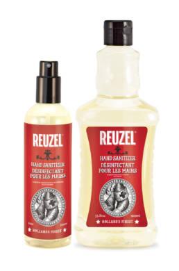 Reuzel Hand Sanitizer Mockup
