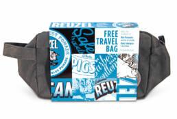 Reuzel Travel Bag O-Card Wrap